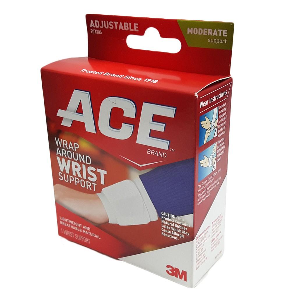 Băng quấn cổ tay hỗ trợ chấn thương ACE Wrap vừa mọi cỡ tay - 2973200 , 114467216 , 322_114467216 , 150000 , Bang-quan-co-tay-ho-tro-chan-thuong-ACE-Wrap-vua-moi-co-tay-322_114467216 , shopee.vn , Băng quấn cổ tay hỗ trợ chấn thương ACE Wrap vừa mọi cỡ tay