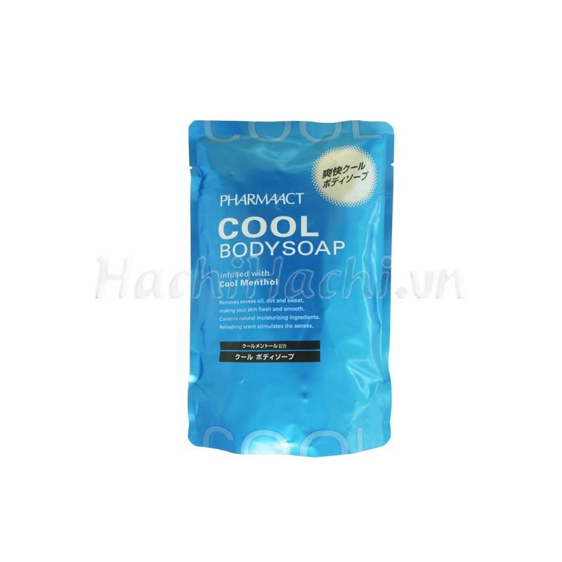Sữa tắm mát lạnh Pharma túi 400ml