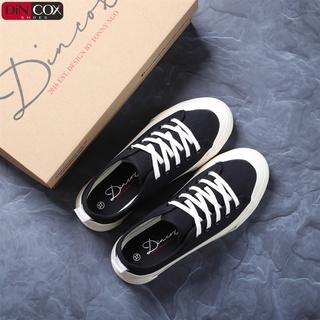 GIày Sneaker Dincox/Coxshoes Chính Hãng C20 Black Nữ Tính Sang Trọng