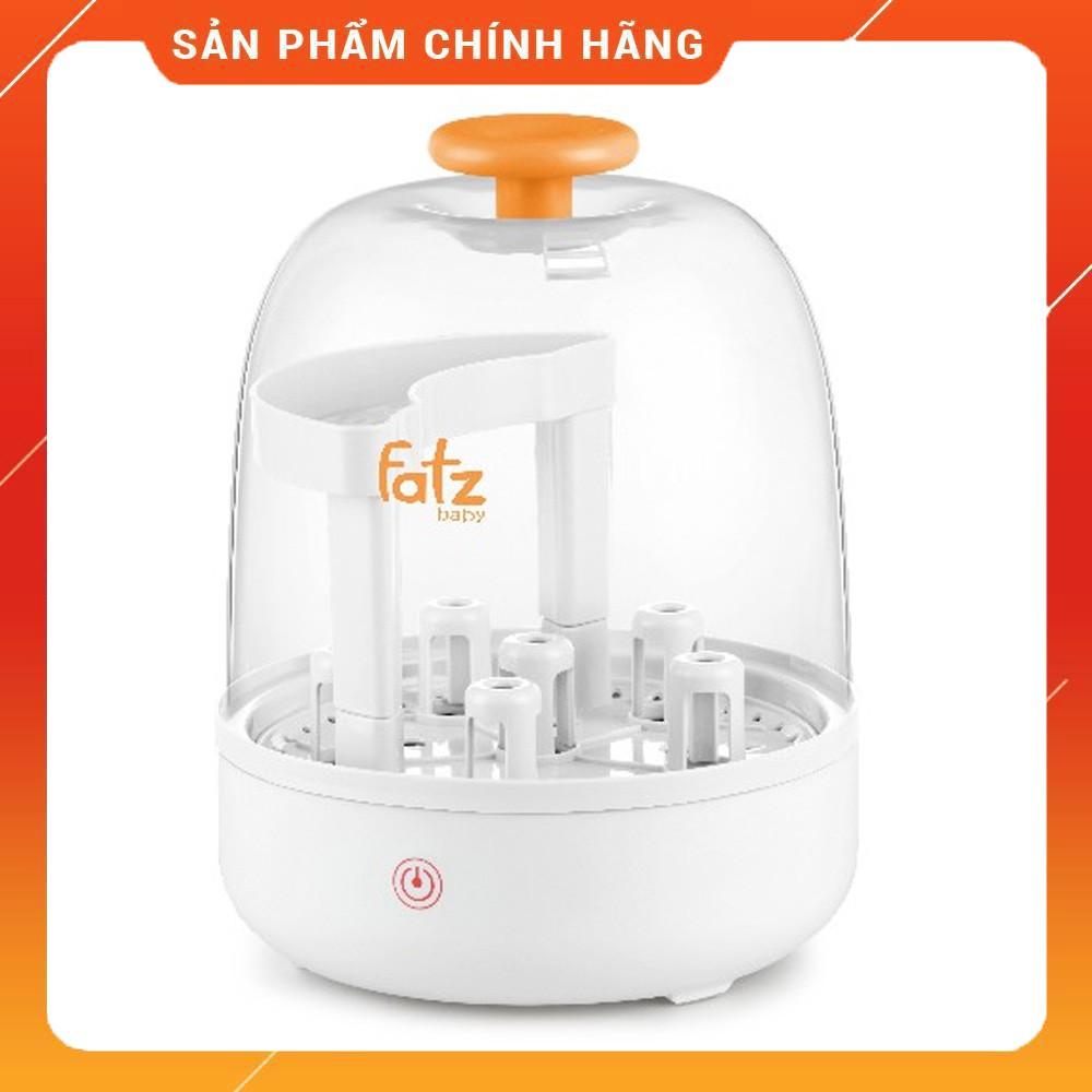 HOT SALE] Máy Tiệt Trùng Bình Sữa Nhựa Fatz An Toàn Chứa 6 Bình Sữa Sử Dụng  Hơi Nước Điện Tử Tiêu Diệt Mọi Vi Khuẩn