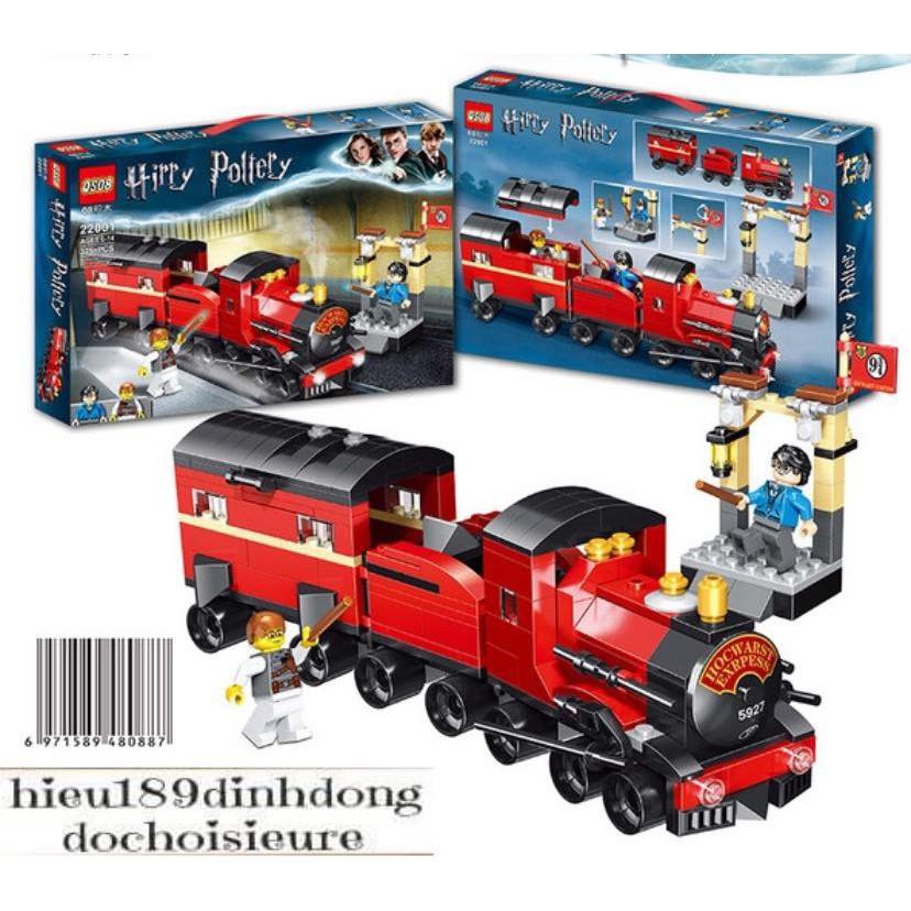 Lắp ráp xếp hình LEGO Harry Potter 22001 : Chuyến tàu định mệnh 375+ mảnh - 14876496 , 2557813592 , 322_2557813592 , 200000 , Lap-rap-xep-hinh-LEGO-Harry-Potter-22001-Chuyen-tau-dinh-menh-375-manh-322_2557813592 , shopee.vn , Lắp ráp xếp hình LEGO Harry Potter 22001 : Chuyến tàu định mệnh 375+ mảnh