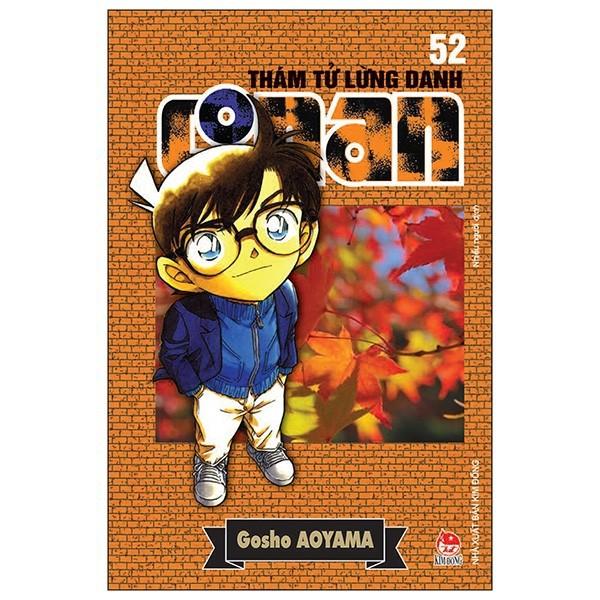 Truyện - Thám tử lừng danh Conan - Tập 51 đến 60