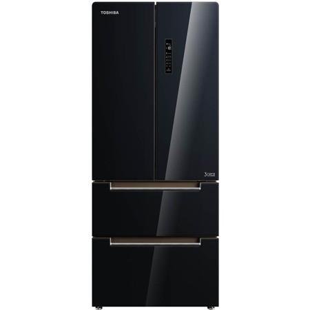 Tủ Lạnh TOSHIBA Inverter 500 Lít GR-RF532WE-PG
