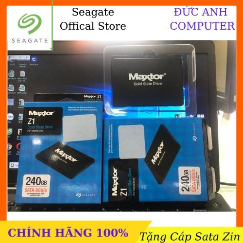 """SSD Seagate Maxtor Z1 240Gb 2.5"""" - Chính Hãng - Bảo Hành 3 Năm"""