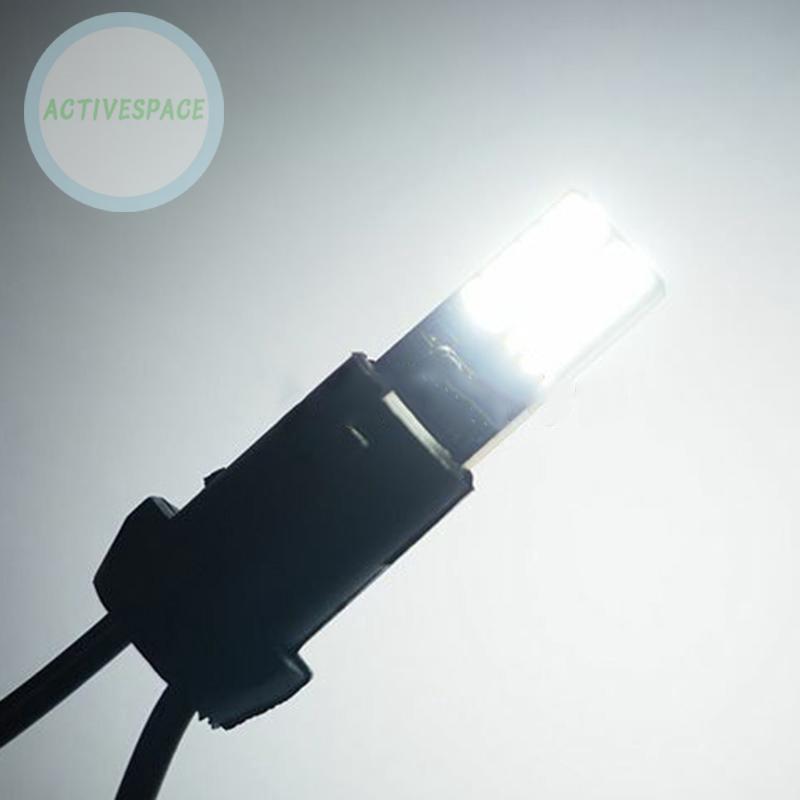 Bộ 4 đèn led T10 thay thế tiện dụng cho Mercedes W204 công suất 5W cỡ 30*10mm