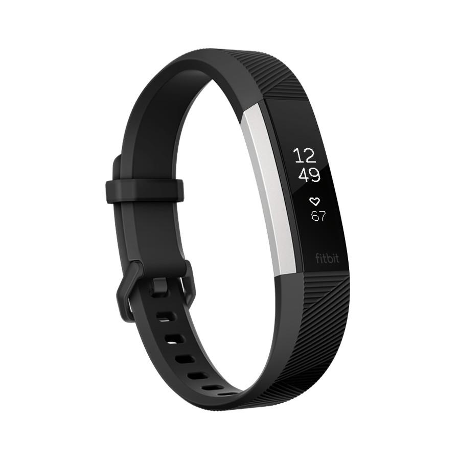 Vòng đeo sức khỏe Fitbit Alta HR - Black - Chính hãng FPT - 10062005 , 433363904 , 322_433363904 , 4099000 , Vong-deo-suc-khoe-Fitbit-Alta-HR-Black-Chinh-hang-FPT-322_433363904 , shopee.vn , Vòng đeo sức khỏe Fitbit Alta HR - Black - Chính hãng FPT