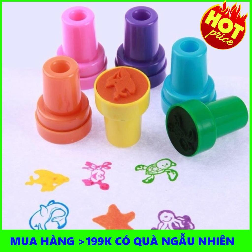 {GIÁ CỰC SỐC} Bộ đồ chơi in hình chi bé ( 10 chiếc)