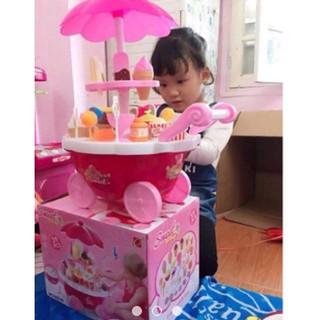 [ƯU ĐÃI KHỦNG] xe đẩy kem dành cho bé – RẺ NHẤT VN