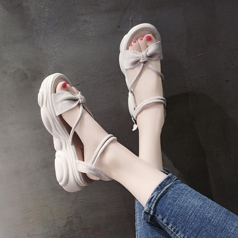 Giày xăng đan phong cách mùa hè thời trang cho nữ - 15016578 , 2563910345 , 322_2563910345 , 442000 , Giay-xang-dan-phong-cach-mua-he-thoi-trang-cho-nu-322_2563910345 , shopee.vn , Giày xăng đan phong cách mùa hè thời trang cho nữ