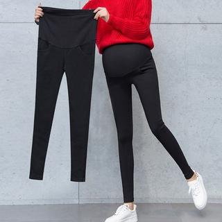 Pregnant women's Leggings slim and high waisted Maternity Pants