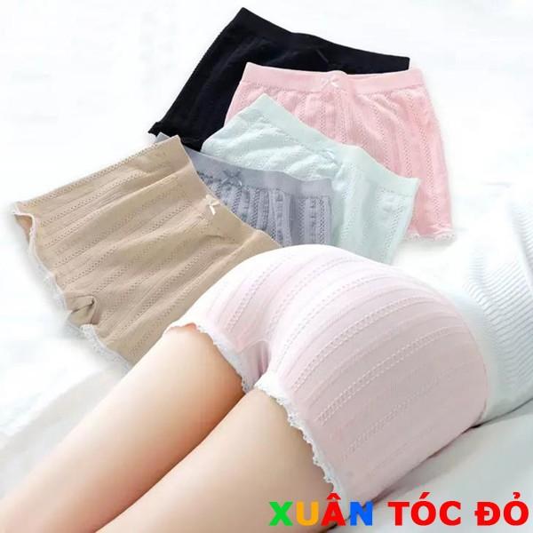 Quần Mặc Trong Váy Co Giãn Siêu Đẹp Có Túi Zip (Liên hệ Zalo: 08689.38986)
