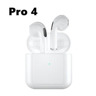Tai Nghe Nhét Tai Thể Thao Không Dây Pro 4 TWS I12S Inpods12S Pro Hifi Cho Android Và Iphone