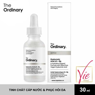 Tinh chất The Ordinary Hyaluronic Acid 2% + B5 - Serum Ordinary cấp ẩm, phục hồi da - Serum Ordinary thumbnail