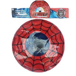 Khiên chiến đấu spiderman