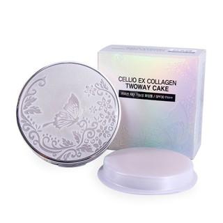 [Auth 100%] Phấn phủ Cellio ex collagen Twoway Cake-phấn phủ cellio 2 lõi-cosmetic999 thumbnail