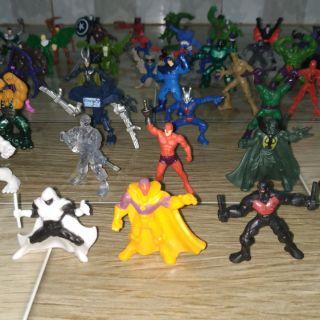 30 Mô hình siêu nhân mỹ Maver Avenger ngẫu nhiên