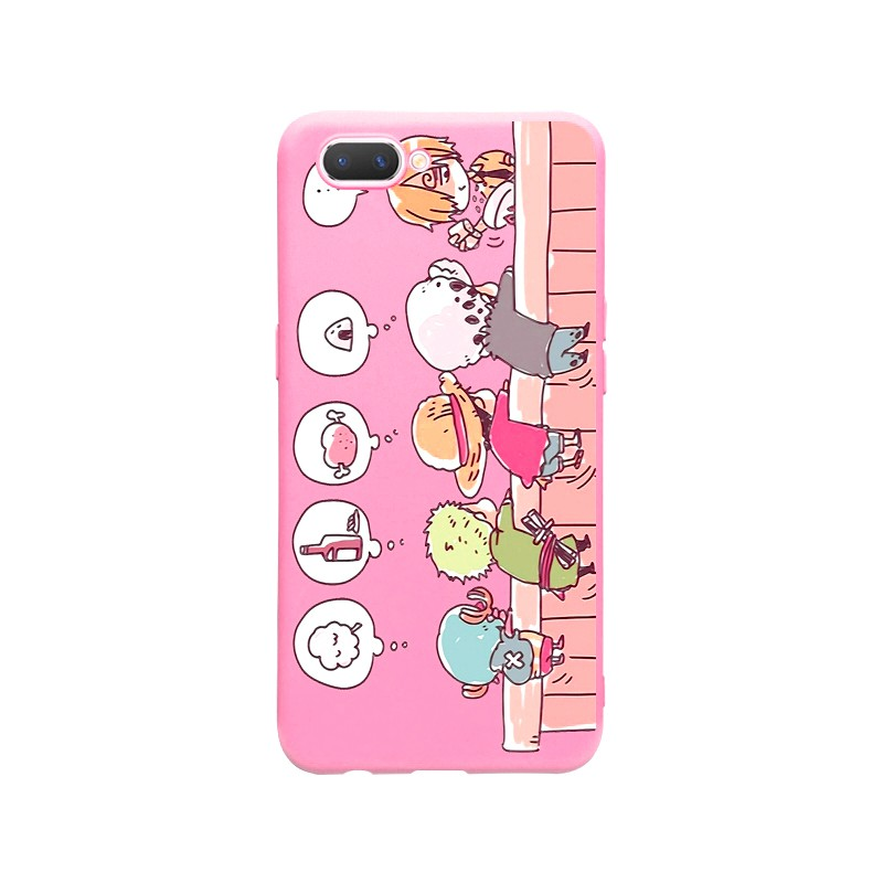 Ốp IPHONE - Ốp Lưng - M287 ONE PIECE 3 MẪUUU