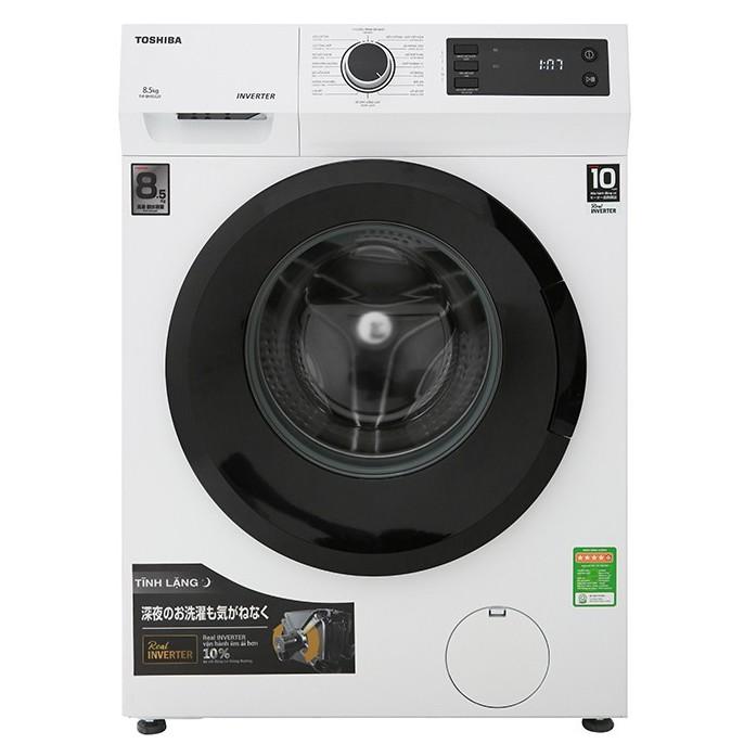 MIỄN PHÍ CÔNG LẮP ĐẶT - TW-BH95S2V - Máy giặt Toshiba Inverter 8.5 Kg TW-BH95S2V WK