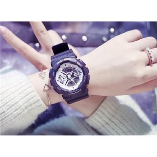 Đồng hồ thời trang nam nữ Sport Watch chạy kim và điện tử cực chất