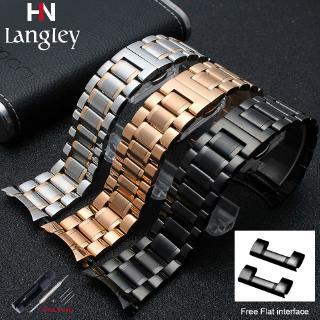 Dây đeo đồng hồ cao cấp kích thước 14 16 18 19 20 21 22 24mm