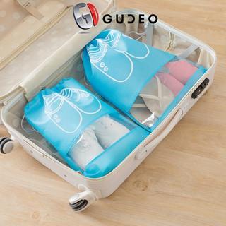 Túi đựng giày dép dây rút GD-703 chống bụi bẩn đi thể thao đi du lịch cất gọn gàng - GUDEO thumbnail