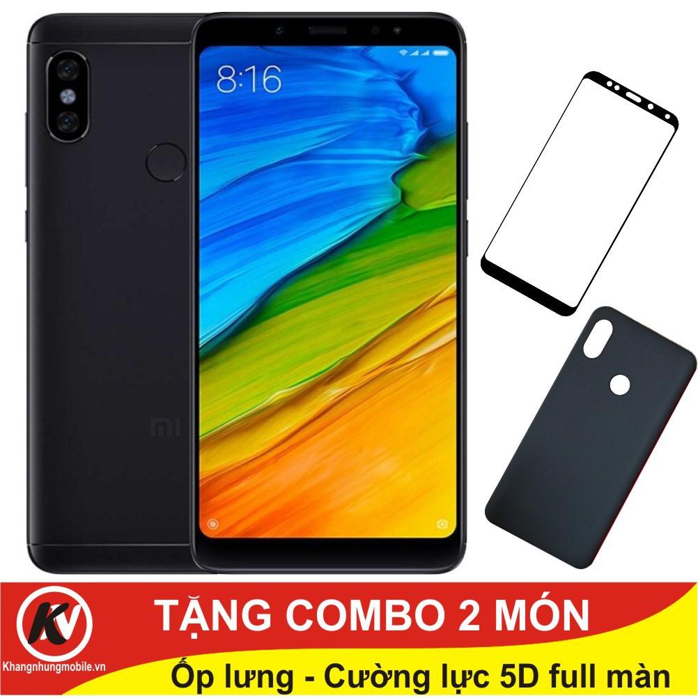 Combo Điện thoại Xiaomi Redmi Note 5 Pro 64GB Ram 4GB - Hàng nhập khẩu + Ốp lưng + Cường lực 5D full - 3392785 , 1016572607 , 322_1016572607 , 7000000 , Combo-Dien-thoai-Xiaomi-Redmi-Note-5-Pro-64GB-Ram-4GB-Hang-nhap-khau-Op-lung-Cuong-luc-5D-full-322_1016572607 , shopee.vn , Combo Điện thoại Xiaomi Redmi Note 5 Pro 64GB Ram 4GB - Hàng nhập khẩu + Ốp