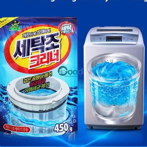 Combo 2 Bột tẩy lồng máy giặt Sandokkaebi Hàn Quốc loại XỊN HOT - 13907675 , 2005456915 , 322_2005456915 , 39000 , Combo-2-Bot-tay-long-may-giat-Sandokkaebi-Han-Quoc-loai-XIN-HOT-322_2005456915 , shopee.vn , Combo 2 Bột tẩy lồng máy giặt Sandokkaebi Hàn Quốc loại XỊN HOT