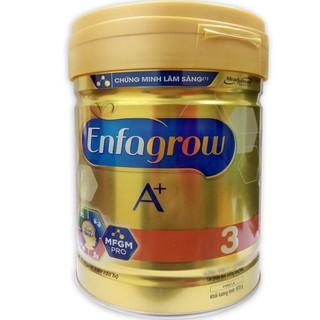Sữa bột Enfagrow A 3 MFGM Pro 870g (1 - 3 tuổi)