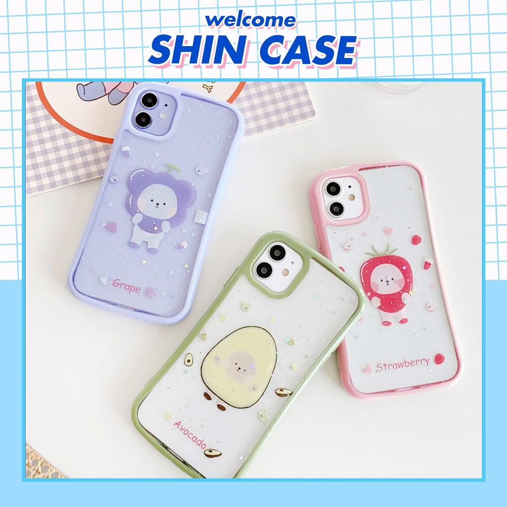Ốp lưng iphone Trái cây V2 5/5s/6/6plus/6s/6s plus/6/7/7plus/8/8plus/x/xs/xs max/11/11 pro/11 promax – Shin Case