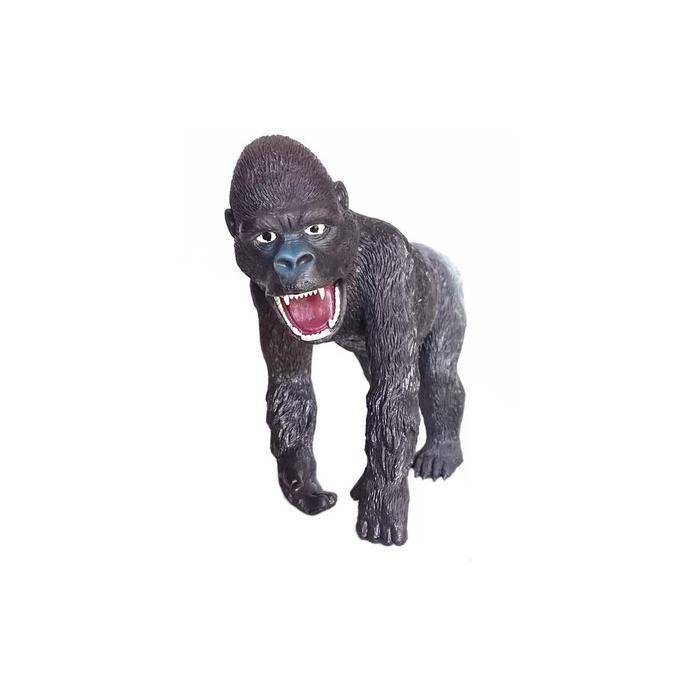Mô hình Gorila động vật màu đen