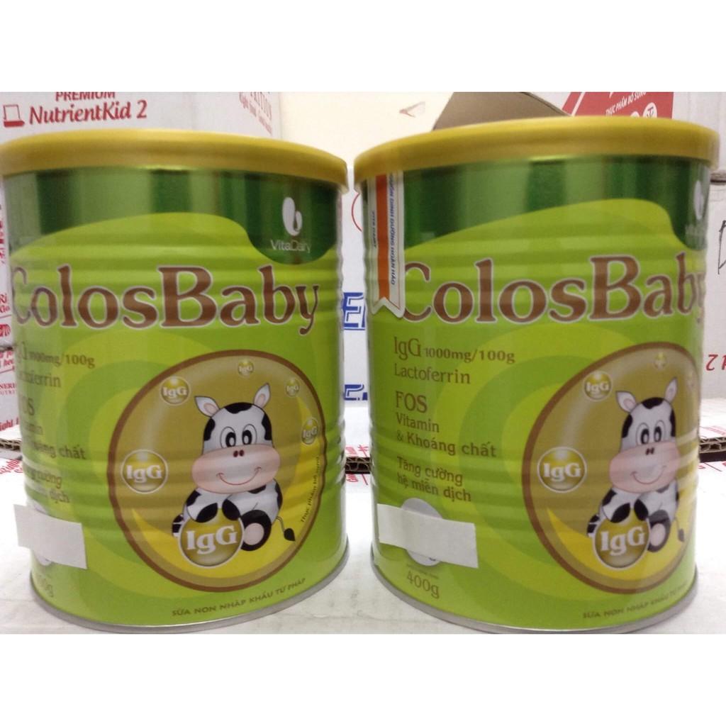 Combo 06lon Sữa non ColosBaby 800g - 2494484 , 1027756406 , 322_1027756406 , 2560000 , Combo-06lon-Sua-non-ColosBaby-800g-322_1027756406 , shopee.vn , Combo 06lon Sữa non ColosBaby 800g