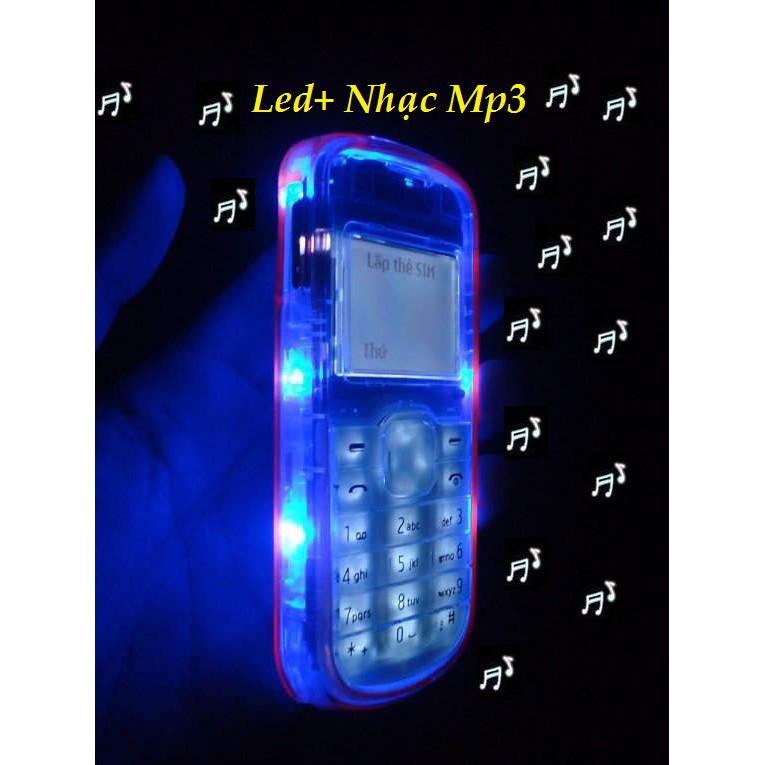 [Chính Hãng] Nokia 1202,1280 Độ Led + Nhạc Mp3