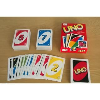Combo 2 Bộ bài UNO – Loại Giấy Cứng – LICLAC QMS10283