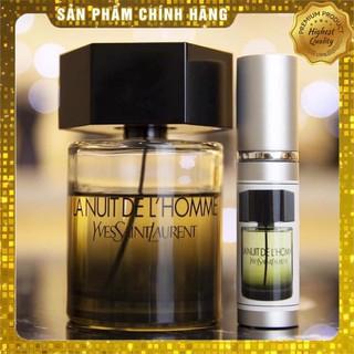 [Mẫu thử] Nước hoa YSL La nuit de l homme [Bee_Be thumbnail