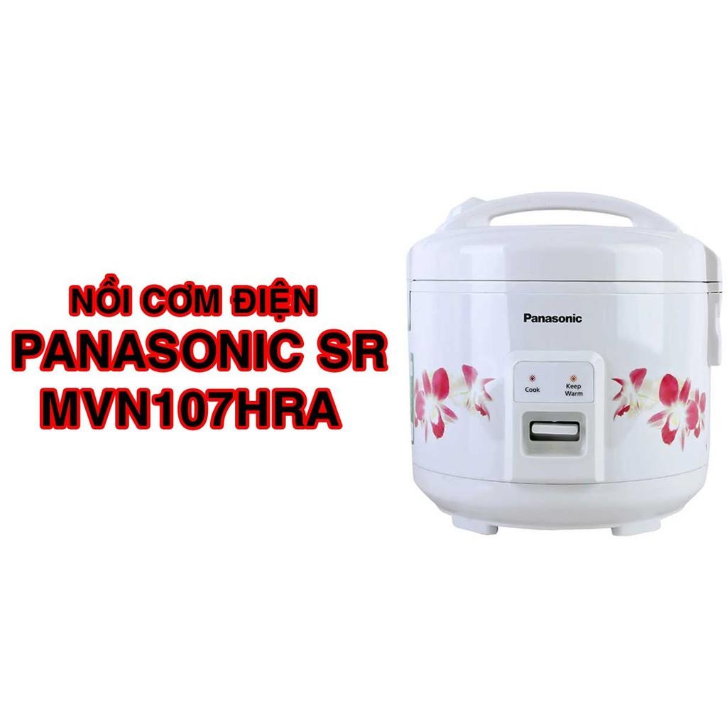 Nồi cơm điện Panasonic 1 lít SR-MVN107HRA - 2620162 , 1004673813 , 322_1004673813 , 1009000 , Noi-com-dien-Panasonic-1-lit-SR-MVN107HRA-322_1004673813 , shopee.vn , Nồi cơm điện Panasonic 1 lít SR-MVN107HRA