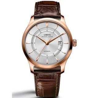[Mã FARSBR153 giảm 15% đơn 150K] Đồng hồ nam Lobinni No.5020-2