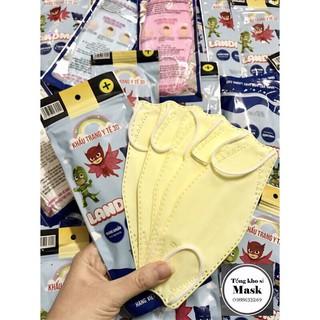 Khẩu trang 3D Land Mask kid 4 lớp kháng khuẩn 5