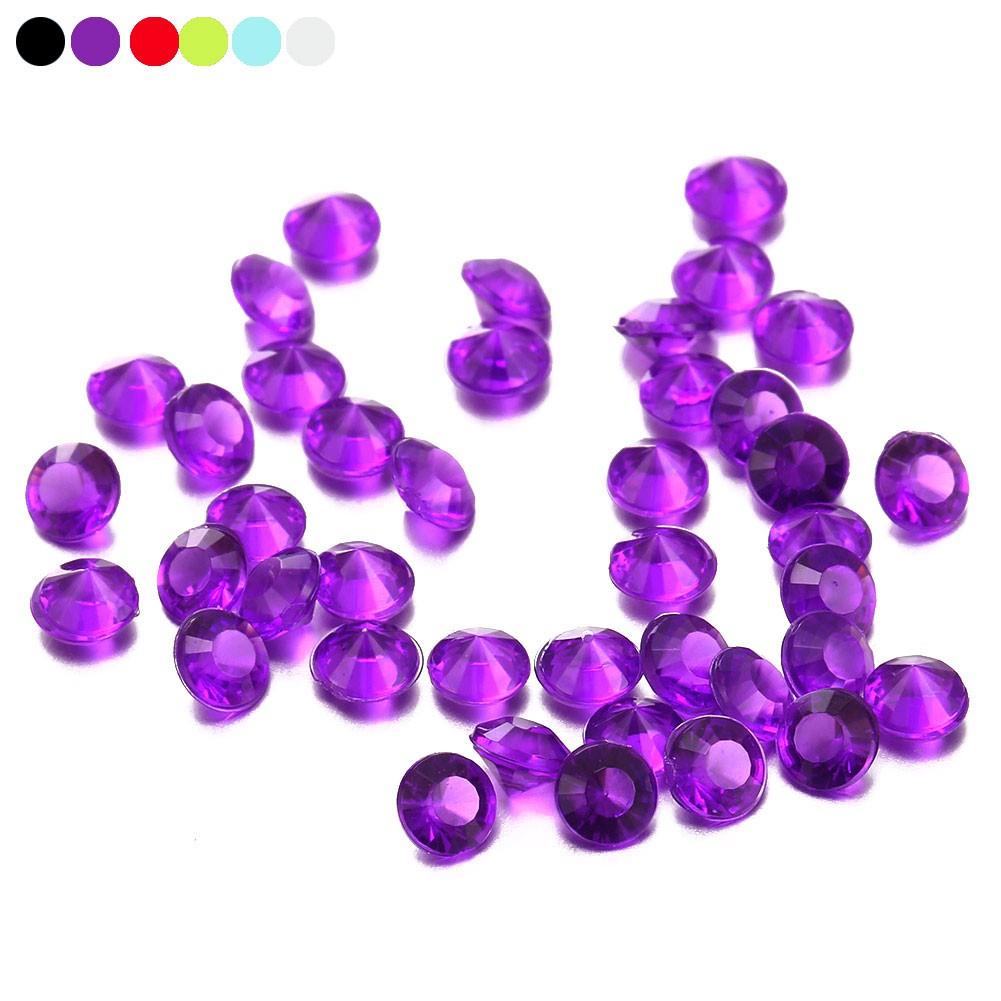 ♥superH♥2000Pcs Rhinestone AcrylicDIY Decoration For Wedding Party Phone Case Nail Gems