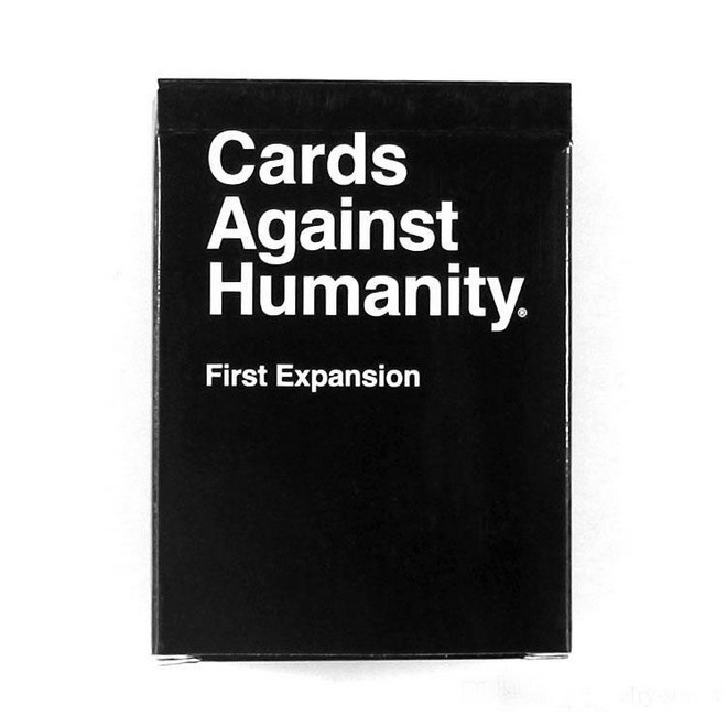 Cards Against Humanity Card Board Party Game Entertainment Children Adult Toys