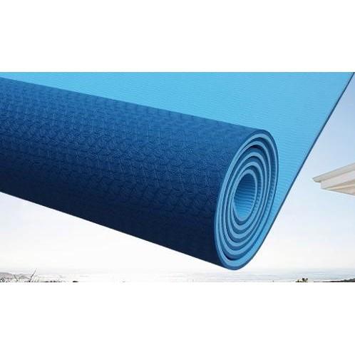 Thảm yoga 2 lớp TPE 6mm
