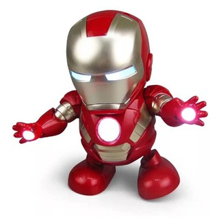 [FREE SHIP ĐƠN 99k] Người Sắt Nhảy Múa – Robot nhảy múa – Ảnh Thật