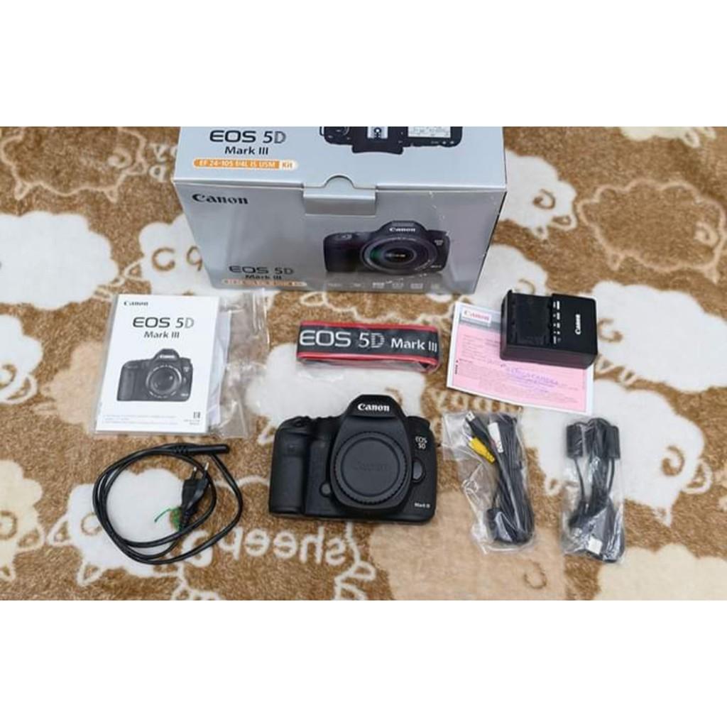 กล้อง Canon 5D Mark III และเลนส์ Canon 28 F1.8 - - -