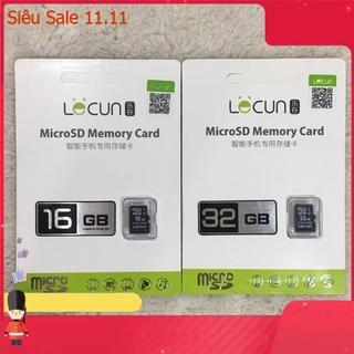 Thẻ nhớ chính hãng Lecun TF Flash 10 siêu nhanh