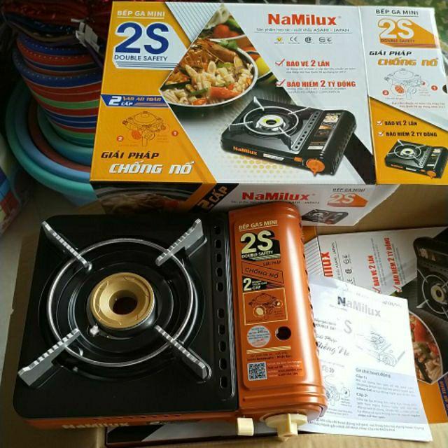 Bếp Ga Mini CHỐNG NỔ NaMilux. NA-194PF-VN