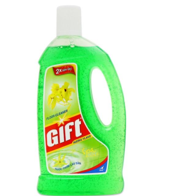 Nước lau sàn Gift 1l