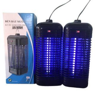 Đèn bắt muỗi và côn trùng An Minh Model CA01.