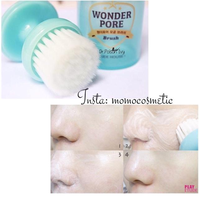 Cọ rửa mặt Etude House Wonder Pore Brush