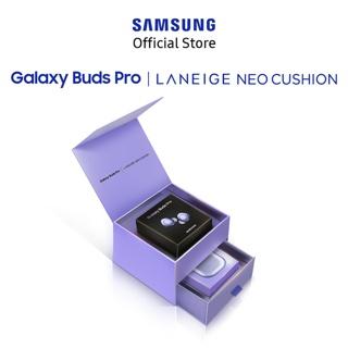 Hình ảnh [Mã ELSAMHOT giảm 5% đơn 3TR] Combo Tai Nghe Bluetooth True Wireless Samsung Galaxy Buds Pro và LANEIGE NEO Cushion-2