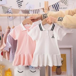 Váy Polo xếp ly chân váy chất cotton cực xinh