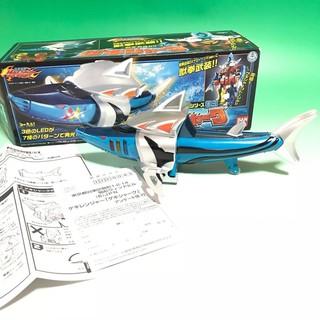 DX Geki Shark – Geki Cá mập trong siêu nhân Quyền thú Gekiranger
